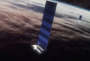 Starlink, SpaceX's internet network, launched in beta in October 2020.